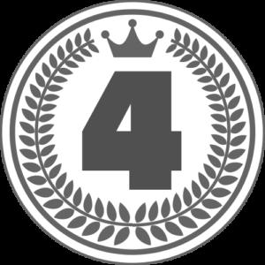 4位アイコン