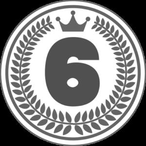 6位アイコン