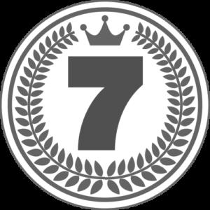 7位アイコン