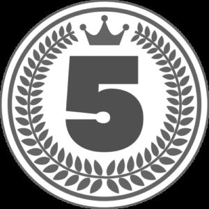 5位アイコン