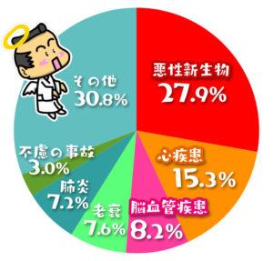 平成29年死因円グラフ